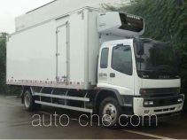 Qingling Isuzu QL5140XLC9RFRJ refrigerated truck