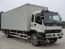 Qingling Isuzu QL5140XTNFRJ van truck