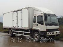 Qingling Isuzu QL5140XTRFR1J van truck