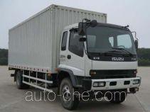 Qingling Isuzu QL5140XTRFRJ van truck