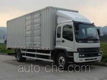 Isuzu QL5140XXY9AFR box van truck