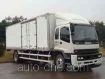 Qingling Isuzu QL5140XXY9RFR1J box van truck