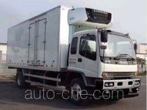 庆铃牌QL5160XLCANFRJ型冷藏车