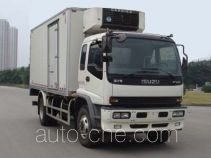 庆铃牌QL5150XLCWQFRJ型冷藏车