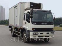 庆铃牌QL5160XLCWNFRJ型冷藏车