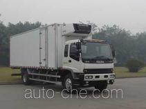 庆铃牌QL5160XLCWRFRJ型冷藏车