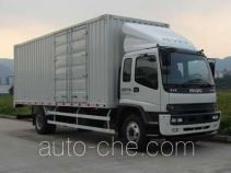 Qingling Isuzu QL5160XXY9AFRJ box van truck