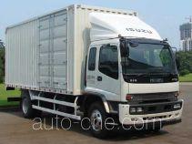Qingling Isuzu QL5160XXY9NFRJ box van truck