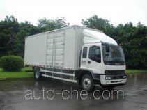 Qingling Isuzu QL5160XXY9QFRJ box van truck