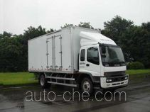 Qingling Isuzu QL5160XXY9RFR1J box van truck