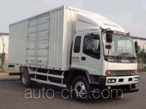Qingling Isuzu QL5160XXYAAFRJ box van truck