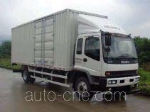 Qingling Isuzu QL5160XXYARFRJ box van truck