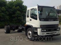 Isuzu QL5160XXYVRFRY van truck chassis