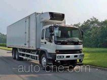 庆铃牌QL5250XLCDTFZJ型冷藏车