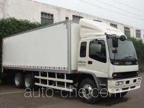 Qingling Isuzu QL5250XRTFZ1J van truck