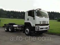 Isuzu QL5330GXFUPCZY fire truck chassis