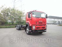 Isuzu QL5330GXFURCZY fire truck chassis