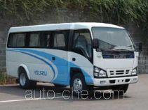 五十铃牌QL659077CJ型轻型客车