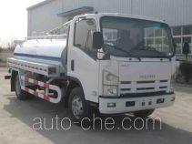Hongda (Vimsome) QLC5100GXW vacuum sewage suction truck