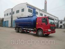 Hongda (Vimsome) QLC5250GFLJ bulk powder tank truck