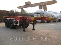 Hongda (Vimsome) QLC9280TJZJ container transport trailer