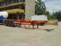 Hongda (Vimsome) QLC9370TJZJ container transport trailer
