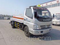 Qilin QLG5043GJY-B3 fuel tank truck