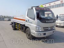 Qilin QLG5043GJY-B4 fuel tank truck