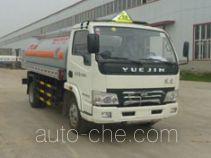 Qilin QLG5043GJY-NY fuel tank truck