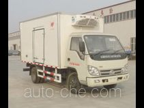 Qilin QLG5043XLC-B refrigerated truck