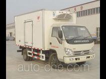 旗林牌QLG5043XLC-B型冷藏车
