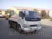 Qilin QLG5045GJY fuel tank truck