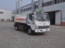 Qilin QLG5081GJY fuel tank truck