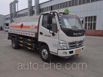 旗林牌QLG5082GJY型加油车