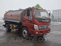 Qilin QLG5120GYY oil tank truck