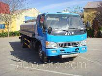 Qilin QLG5123GRY flammable liquid tank truck
