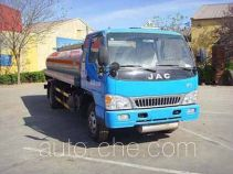 Qilin QLG5123GRY flammable liquid tank truck