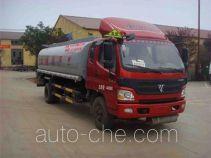 Qilin QLG5141GRY flammable liquid tank truck