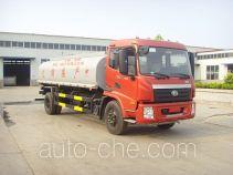 Qilin QLG5163GRYB flammable liquid tank truck