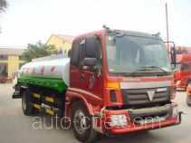 Qilin QLG5163GSS sprinkler machine (water tank truck)