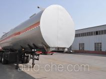 Qilin QLG9400GFW corrosive materials transport tank trailer
