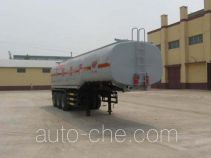 Qilin QLG9400GHY chemical liquid tank trailer