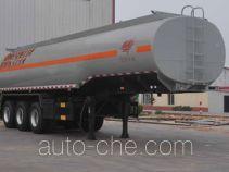 旗林牌QLG9400GRY型易燃液体罐式运输半挂车