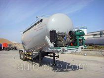 旗林牌QLG9401GFL型低密度粉粒物料运输半挂车