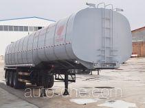 旗林牌QLG9401GRYB型易燃液体罐式运输半挂车