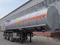 旗林牌QLG9401GYW型氧化性物品罐式运输半挂车