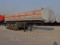 Qilin QLG9402GRY flammable liquid tank trailer