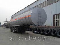 旗林牌QLG9402GRYA型易燃液体罐式运输半挂车