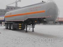 旗林牌QLG9403GRY型易燃液体罐式运输半挂车