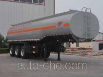 Qilin QLG9403GYY полуприцеп цистерна для нефтепродуктов